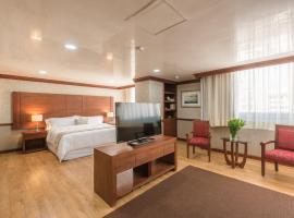 Suites Perisur Apartamentos Amueblados, hotel en Ciudad de México