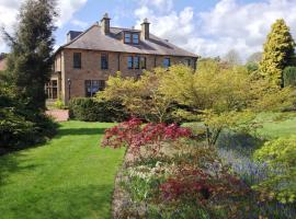 West Acre House, hotel in Alnwick