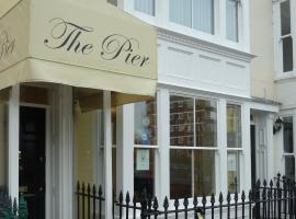 The Pier, hotel near Magistrates Court, Portsmouth