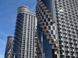 Orbi Sea Towers Apart Hotel, apartment in Batumi