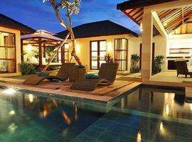 Arama Riverside, luxury hotel in Legian