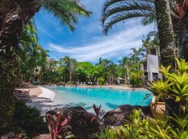 Sanctuary Lake Apartments, hotel near Currumbin Wildlife Sanctuary, Gold Coast