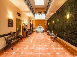 Hotel Templo Mayor, hotel near Benito Juarez International Airport - MEX, Mexico City