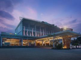 The Wujil Resort & Conventions, holiday park in Ungaran