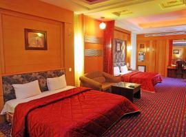 Fu Ching Motel,彰化市的飯店