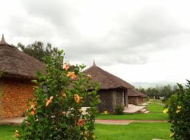 Mayleko Lodge, lodge in Gonder