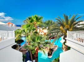 Lagos de Fañabé Beach Resort, serviced apartment in Adeje