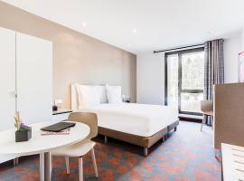 Hotel ParkSaône, hôtel à Lyon