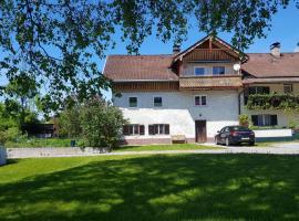 Apartements Breitenwang, Ferienwohnung in Reutte