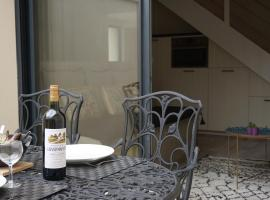 La Villa Verte, appartement à Bordeaux