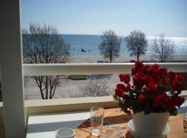 Giorgos Apartments Sea View, διαμέρισμα στην Ολυμπιακή Ακτή