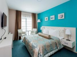 Aqua-Minsk Hotel, отель в Минске
