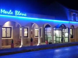 Logis Hotel Le Merle Blanc, hotel in Digoin
