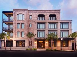 The Spectator Hotel, boutique hotel in Charleston