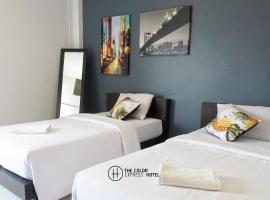 The Color Express Hotel, hotel in Nakhon Si Thammarat