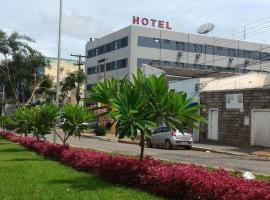 Abudi Hotel, hotel em Cuiabá