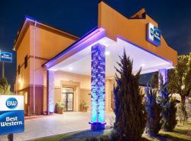 Best Western Santa Fe Inn, hotel in Amarillo