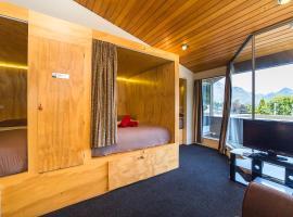Tahuna Pod Hostel, hotel in Queenstown