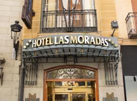 Hotel Las Moradas, hotel near La Encarnación Monastery, Ávila