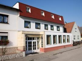 Hotel Zachs, hotel Szentmargitbányán