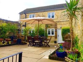 Troy House, boutique hotel in Painswick