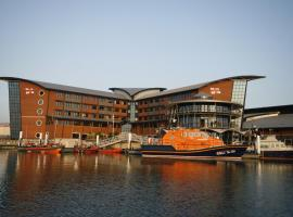 RNLI College, hotel near Sandbanks, Poole