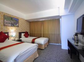伊達斯酒店,花蓮市奇萊鼻燈塔附近的飯店