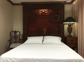 MCH Suites at Robinson's Place Residences, hotel malapit sa Intramuros, Maynila