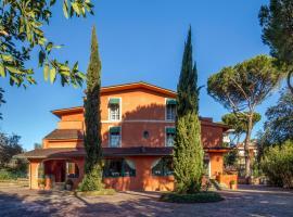 Resort La Rocchetta, hotel in La Giustiniana