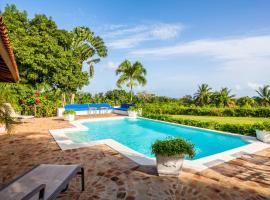 Villa Lucia Casa de Campo, family hotel in La Romana