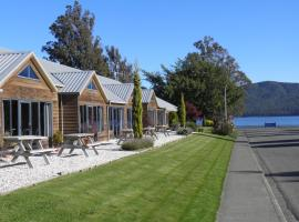 Lakefront Lodge, hotel near Fiordland National Park Visitor Centre, Te Anau
