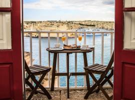 Luciano Al Porto Boutique, homestay in Valletta