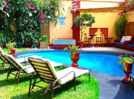 Peru Star Boutique Apartments, serviced apartment in Lima