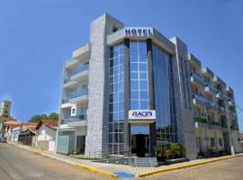 Racini Suites Hotel, hotel em Boa Esperança