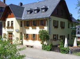 Gasthof zum Döhlerwald, Hotel in der Nähe von: Deutsche Raumfahrtausstellung, Klingenthal