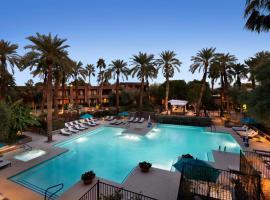 DoubleTree by Hilton Paradise Valley Resort Scottsdale, resort in Scottsdale