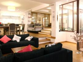 Lycklama Loft, apartment in Cannes