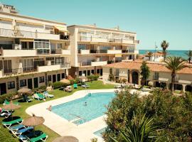 Hotel Los Jazmines, hotel en Torremolinos