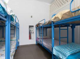 Bedcelona Gracia Hostel, hotell i Barcelona