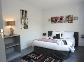 Hôtel Akena HF, hotel a Limoges