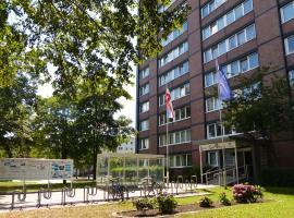 Gästehaus Rostock Lütten Klein, hotel v mestu Rostock