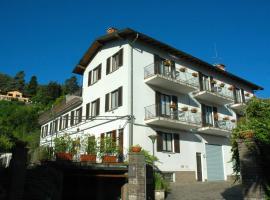 Hotel Sonenga, hotel in Menaggio