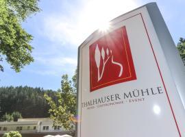 Thalhauser Mühle Hotel-Restaurant, hotel near Balduin Bridge, Thalhausen