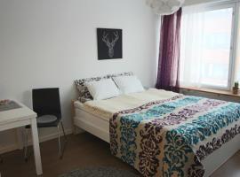 Jaakonkatu City Apartment, huoneisto Rovaniemellä