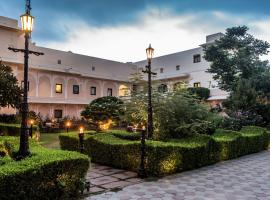 Royal Heritage Haveli, отель в Джайпуре
