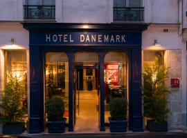 Hotel Danemark, hotel near Raspail Metro Station, Paris