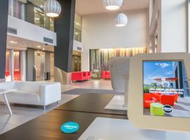 Vértice Roomspace, hostal o pensió a Madrid