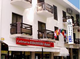 Hotel Ribadouro, hotel em Alijó