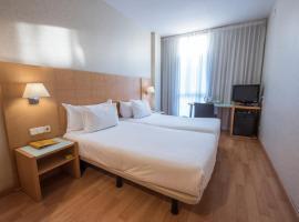 Silken Sant Gervasi, hotel a Barcellona