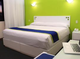 Vista Express Morelia by Arriva Hospitality Group, hotel in Morelia